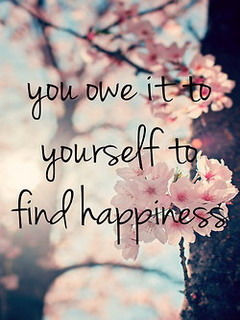 Find Happiness Mobile Wallpaper