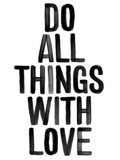 Do All Things Love Mobile Wallpaper