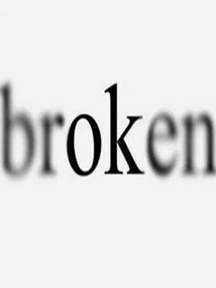 Broken Mobile Wallpaper