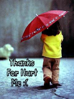 Thank For Hurt Me Mobile Wallpaper