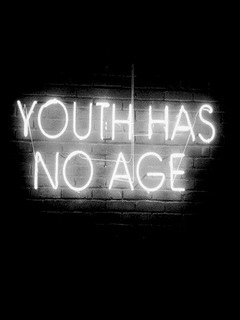Youth Has No Age Mobile Wallpaper