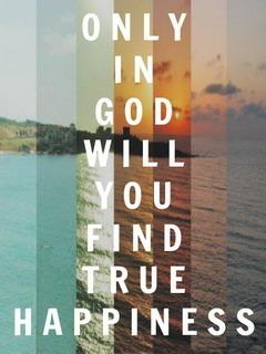 Only In God Mobile Wallpaper