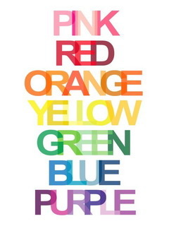 Awesome Colors Name Mobile Wallpaper