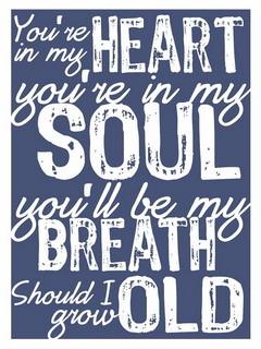 Heart & Soul Mobile Wallpaper