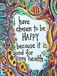 Choosen To Be Happy Mobile Wallpaper