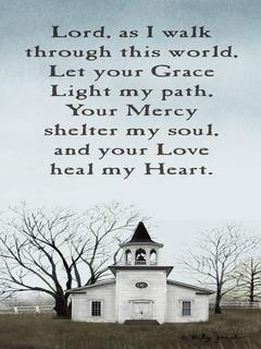 Heal My Heart Mobile Wallpaper