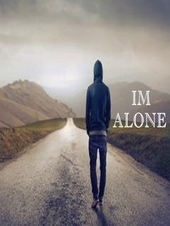 Im Alone Mobile Wallpaper