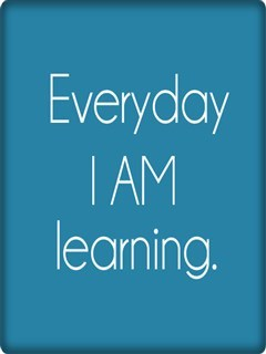 Everyday Iam Learning Mobile Wallpaper