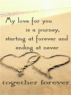 Together Forever Mobile Wallpaper