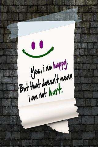 Yes I Am Happy For Android Wallpaper Mobile Wallpaper