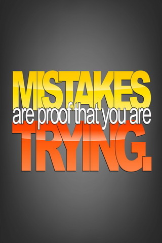 Mistakes IPhone Wallpaper Mobile Wallpaper