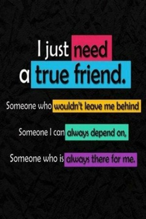 True Friend IPhone Wallpaper Mobile Wallpaper