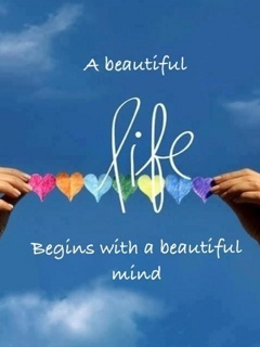Beautiful Life Mobile Wallpaper