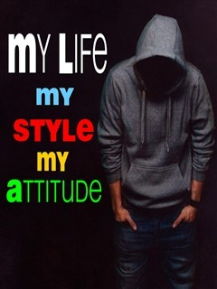 My Life My Style Mobile Wallpaper