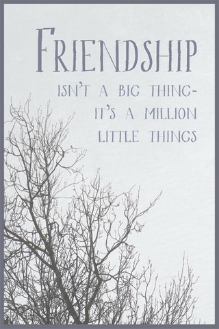 Quotes Friendship IPhone Wallpaper Mobile Wallpaper