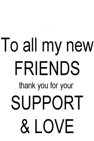 My Friends Support & Love IPhone Wallpaper Mobile Wallpaper