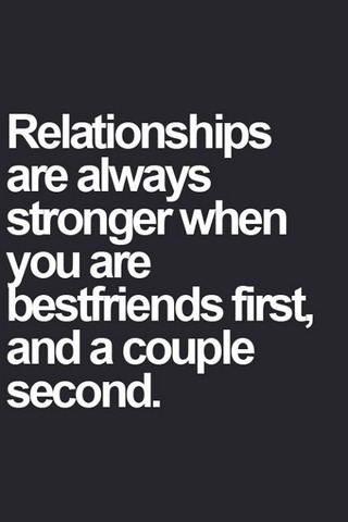 Relationships Are Always Stronger Mobile Wallpaper