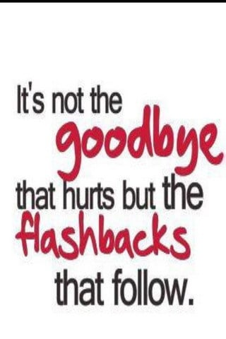 Good Bye & Flashback Android Wallpaper Mobile Wallpaper