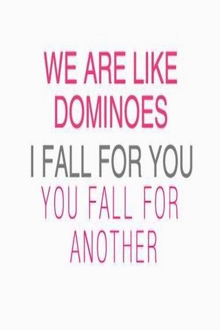 I Fall For You Best Quotes IPhone Wallpaper Mobile Wallpaper