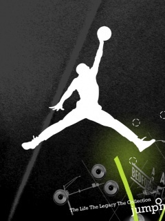 Air Jordan Mobile Wallpaper