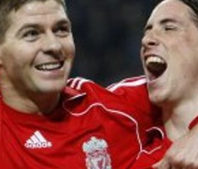 Gerrard And Torres Mobile Wallpaper