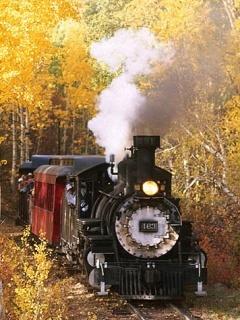 Train Mobile Wallpaper