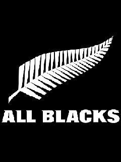All Blacks Mobile Wallpaper
