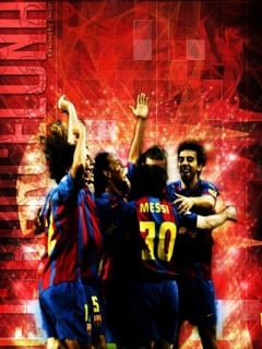 Fcbarcelon Mobile Wallpaper