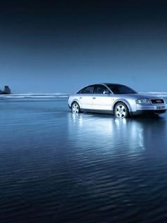 Water In Car  Mobile Wallpaper