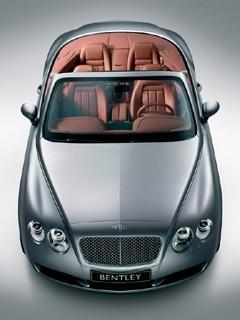 Silver Car Mobile Wallpaper