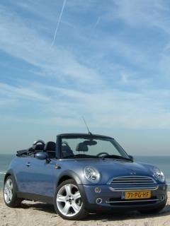 Mini Car  Mobile Wallpaper