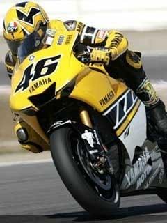 Yamaha Race Mobile Wallpaper
