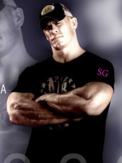 John Cena1 Mobile Wallpaper