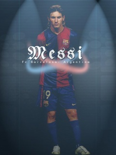 Messii Mobile Wallpaper