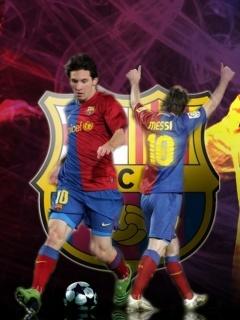 Messi2 Mobile Wallpaper