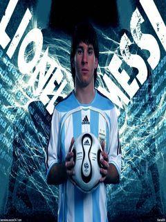 Messi3 Mobile Wallpaper