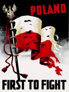 Poland Flag Mobile Wallpaper