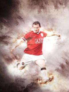 Rooney Mobile Wallpaper