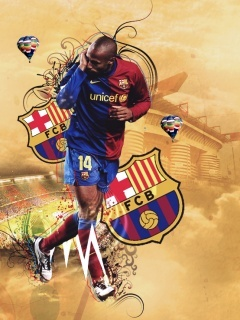 Thierry Hen Mobile Wallpaper