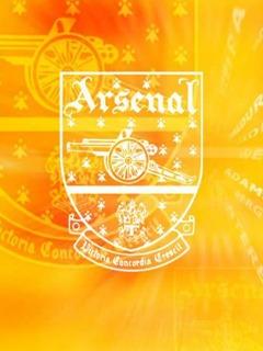 Yello Arsenal Mobile Wallpaper