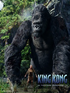 King Kong Mobile Wallpaper