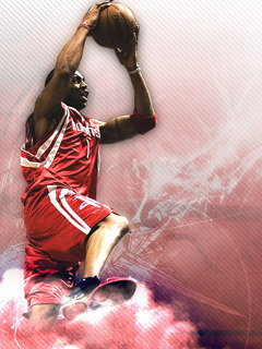 Basketball Mobile Wallpaper