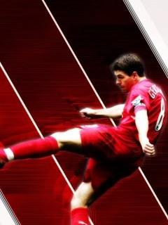 Gerrard Mobile Wallpaper