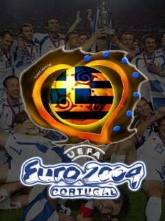 Greece Euro 2008 Mobile Wallpaper