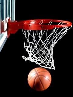 Basket Ball Mobile Wallpaper