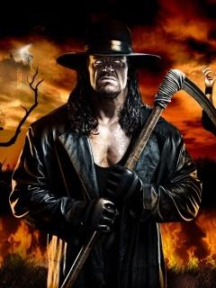 Undertaker Mobile Wallpaper