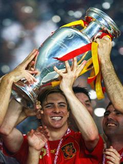 Spain Champion Mobile Wallpaper