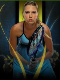 Maria Sharapova Mobile Wallpaper