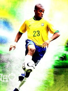 Robinho Mobile Wallpaper