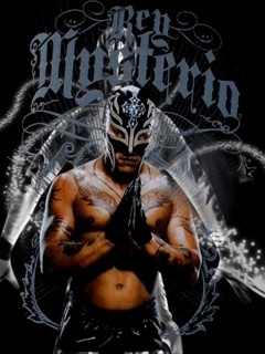 Rey Misterio Mobile Wallpaper